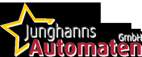 Logo von Hans-Werner Junghanns Automaten